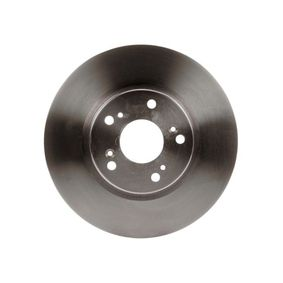 Brake Disc Brake Disc Thickness: 25mm, Num. of holes: 5, Ø: 293mm with OEM Number 45251 TBAA00