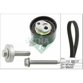 Timing Belt Set with OEM Number 16806-00Q2D