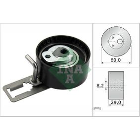 Tensioner Pulley, timing belt Article № 531 0884 10 £ 140,00