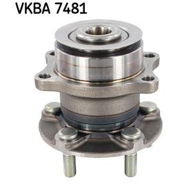 Radlagersatz VKBA 7481 IMPREZA Schrägheck (GR, GH, G3) 1.5 F Bj 2011