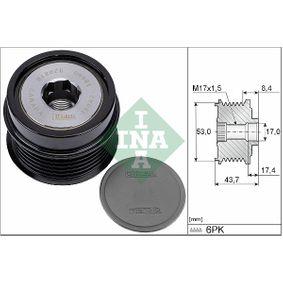 INA  535 0281 10 Generatorfreilauf