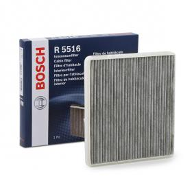 Filter, interior air 1 987 435 516 RAV 4 II (CLA2_, XA2_, ZCA2_, ACA2_) 2.0 MY 2001