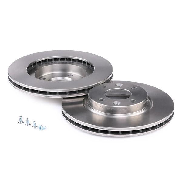 Disc Brakes BOSCH BD2146 4047025362917