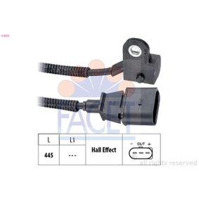 Sensor, posición arbol de levas Long. cable: 445mm con OEM número 038 957 147 G