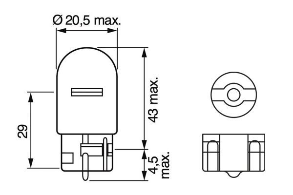 Article № 12V21WW21WECO BOSCH prices
