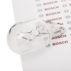 Bulb, indicator W21W, W3x16d, 12V, 21W 1 987 302 822 VW GOLF, TIGUAN