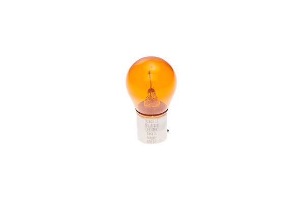 Bulb, indicator 1 987 302 812 BOSCH 12V21WPY21WECO original quality