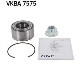 Juego de cojinete de rueda VKBA 7575 RIO 3 (UB) 1.4 CVVT ac 2016