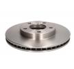 OEM Bremsscheibe BOSCH E190R02C03490037 für FORD USA