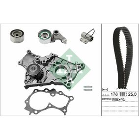Water Pump & Timing Belt Set 530 0543 30 RAV 4 II (CLA2_, XA2_, ZCA2_, ACA2_) 2.0 D 4WD (CLA20_, CLA21_) MY 2004