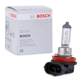 Крушка с нагреваема жичка, фар за дълги светлини H11, 55ват, 12волт 1 987 302 806 VW GOLF, PASSAT, CADDY