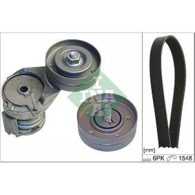 V-Ribbed Belt Set 529 0108 10 OCTAVIA (1U2) 1.6 MY 2000