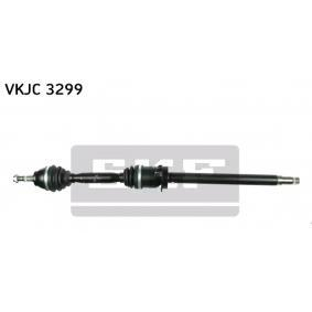 Drive Shaft Length: 990mm, Outer teething wheel side: 25 with OEM Number A169 360 15 72