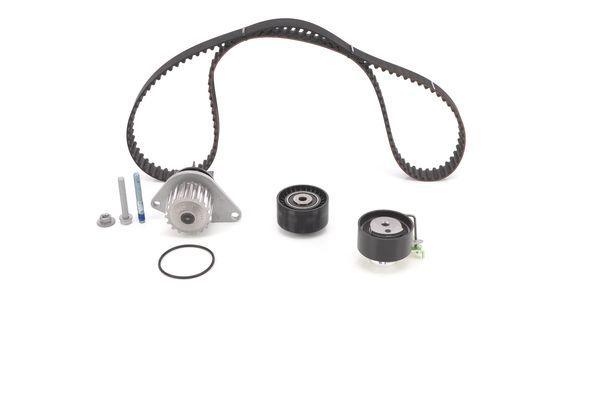 Timing belt kit and water pump 1 987 946 480 BOSCH WASSERPUMPENSET original quality