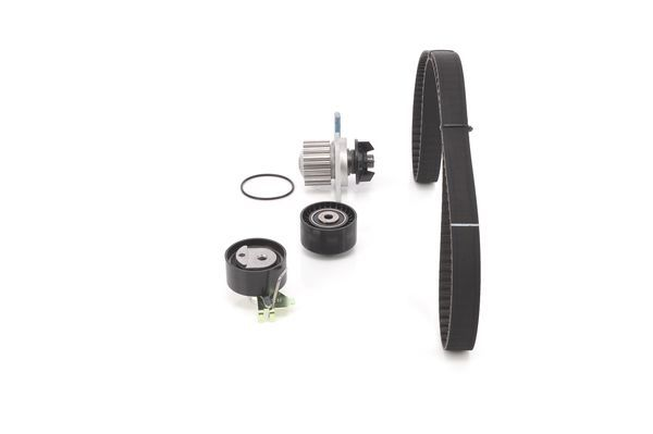 Timing belt and water pump kit BOSCH 1987946480 expert knowledge