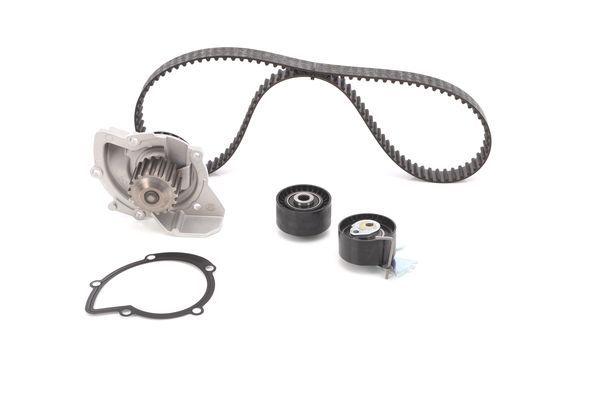 Timing belt kit and water pump 1 987 946 497 BOSCH WASSERPUMPENSET original quality