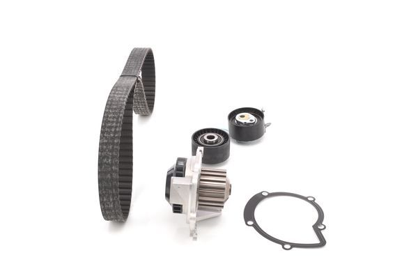 Timing belt and water pump kit BOSCH 1987946497 expert knowledge