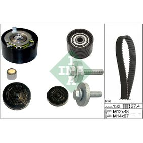 Zahnriemensatz 530 0639 10 TWINGO 2 (CN0) 1.6 RS Bj 2012