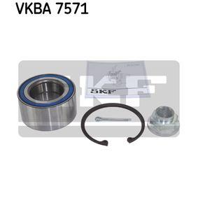 Wheel Bearing Kit Ø: 76mm, Inner Diameter: 42mm with OEM Number 52720-1F000