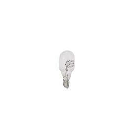 Крушка с нагреваема жичка, мигачи W16W, W2,1x9,5d, 12волт, 16ват 1 987 302 821 VW GOLF, PASSAT, TOURAN