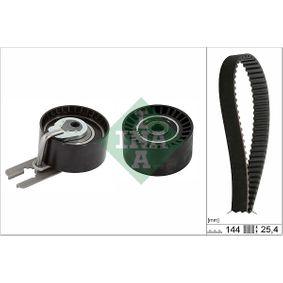 Zahnriemensatz Breite: 25,40mm mit OEM-Nummer Y401-12-205