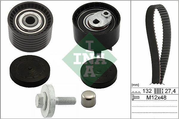 INA  530 0640 10 Timing Belt Set
