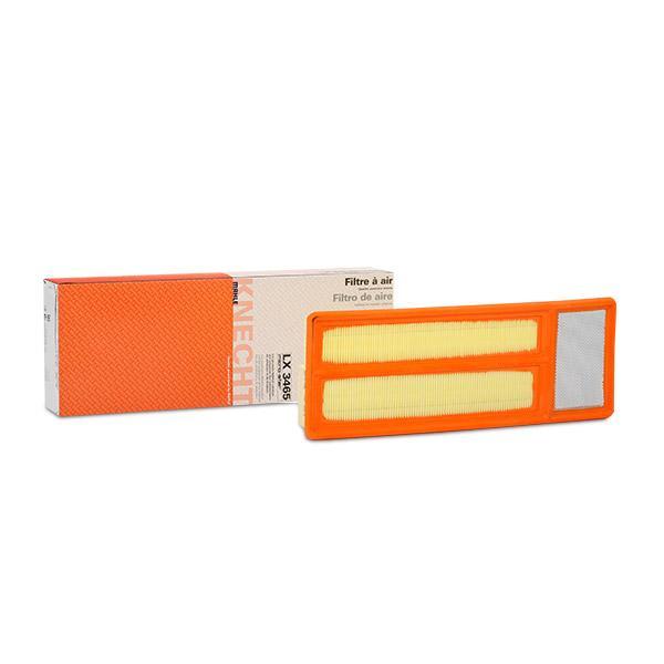 Vzduchový filtr LX 3465 MAHLE ORIGINAL 72352969 originální kvality