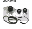 Kit de distribucion con bomba de agua SKF VKPC90002 Núm. dientes: 151