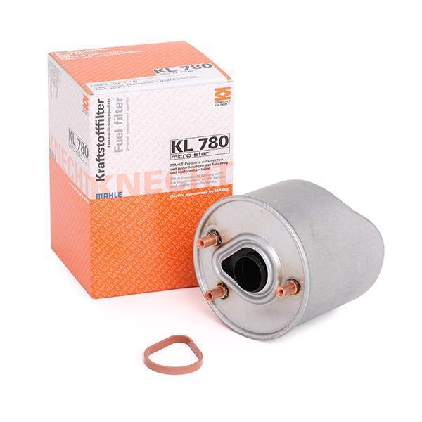 Inline fuel filter MAHLE ORIGINAL KL780 expert knowledge
