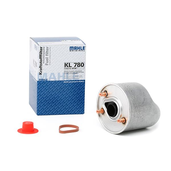 Inline fuel filter MAHLE ORIGINAL 72347845 4009026932414