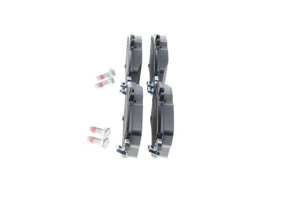 Kit Pastiglie Freno BOSCH E990R02A10803218 valutazione