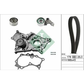 Water Pump & Timing Belt Set 530 0422 30 RAV 4 II (CLA2_, XA2_, ZCA2_, ACA2_) 2.0 D 4WD (CLA20_, CLA21_) MY 2003