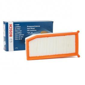 2021 Renault Clio 4 1.2 TCe 120 Air Filter F 026 400 343