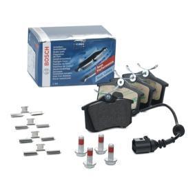Bremsbelagsatz, Scheibenbremse Breite: 87,2mm, Höhe: 53,2mm, Dicke/Stärke: 16,3mm mit OEM-Nummer 425 467