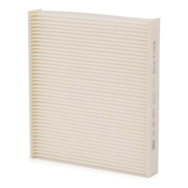 Filtro, aire habitáculo MANN-FILTER CU 22 023 4011558059934
