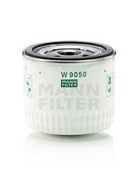 MANN-FILTER  W 9050 Ölfilter Ø: 93mm, Außendurchmesser 2: 88,6mm, Innendurchmesser 2: 75mm, Innendurchmesser 2: 75mm, Höhe: 85,5mm