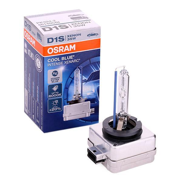 Glühlampe, Fernscheinwerfer OSRAM 66140CBI Erfahrung