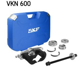 SKF  VKN 600 Monteringsverktygssats, hjulnav / hjullager