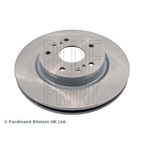 Bremsscheibe Bremsscheibendicke: 22mm, Ø: 279,5mm mit OEM-Nummer 55311 61M 00