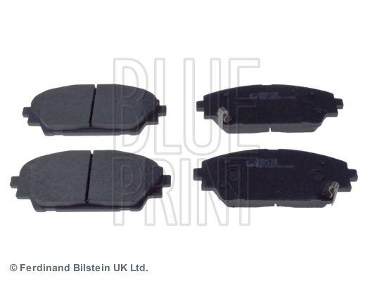 BLUE PRINT  ADM542108 Brake Pad Set, disc brake Width: 55,7mm, Thickness 1: 15,8mm