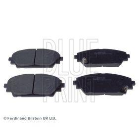 Brake Pad Set, disc brake Article № ADM542108 £ 140,00
