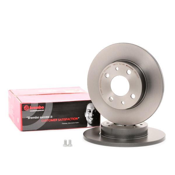 Disc Brakes BREMBO 08.5085.11 expert knowledge