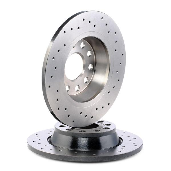 Disc Brakes BREMBO 08.A202.1X 8020584212325