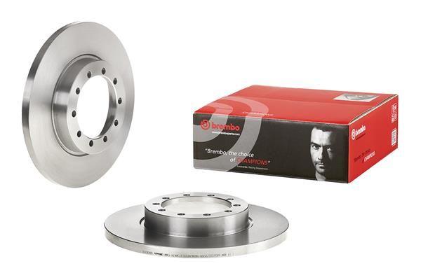 Brake Rotors BREMBO 08.A363.10 rating