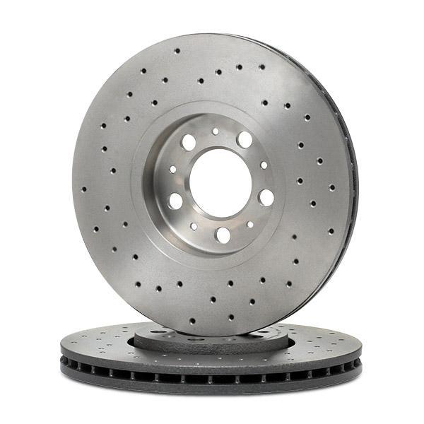 Disc Brakes BREMBO 09.7010.2X 8020584212455