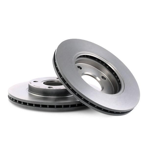 Disc Brakes BREMBO 09.7806.11 expert knowledge