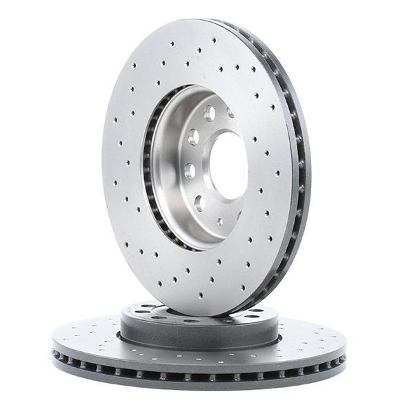 Disc Brakes BREMBO 09.9145.1X 8020584212615