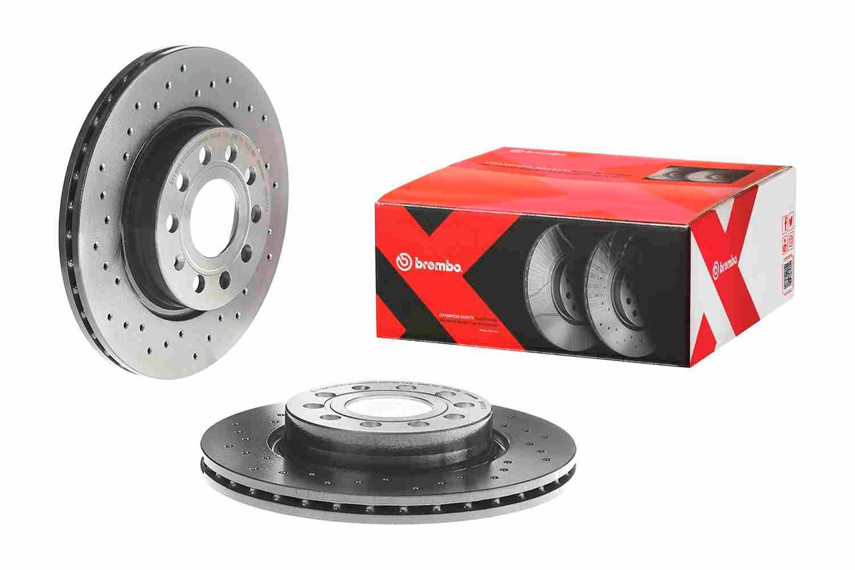 Brake Rotors BREMBO 09.9167.1X rating