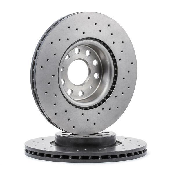 Disc Brakes BREMBO 09.9772.1X 8020584212677