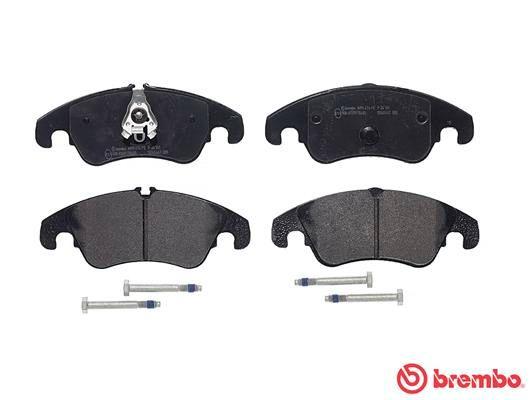 Disk brake pads BREMBO 24743 rating
